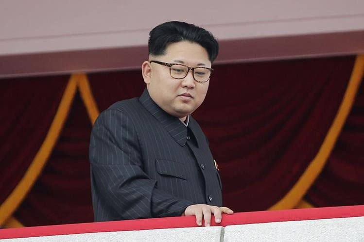 Kim Jong-Un, máximo líder de Corea del Norte. (Foto Prensa Libre: AP).