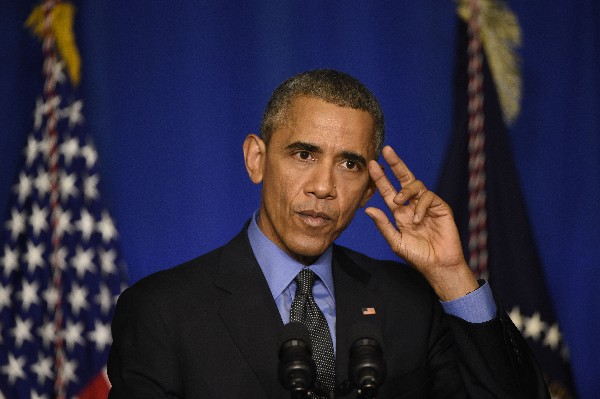"""El presidente estadounidense exhorta a Turquía y Rusia a concentrarse """"en el enemigo común"""" , el EI."""