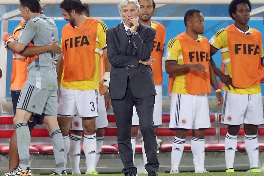 Jose Pekerman espera sumar puntos ante los próximos rivales. (Foto Prensa Libre: EFE)