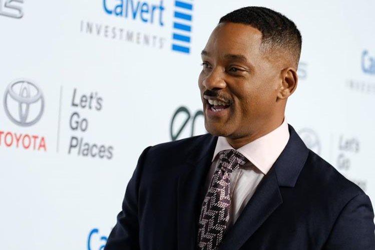Will Smith es uno de los actores mas cotizados en el mundo del cine. (Foto Prensa Libre: Hemeroteca PL)