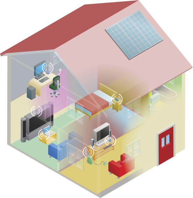Con este truco puedes direccionar el wifi a ciertas zonas de tu casa. (Getty).