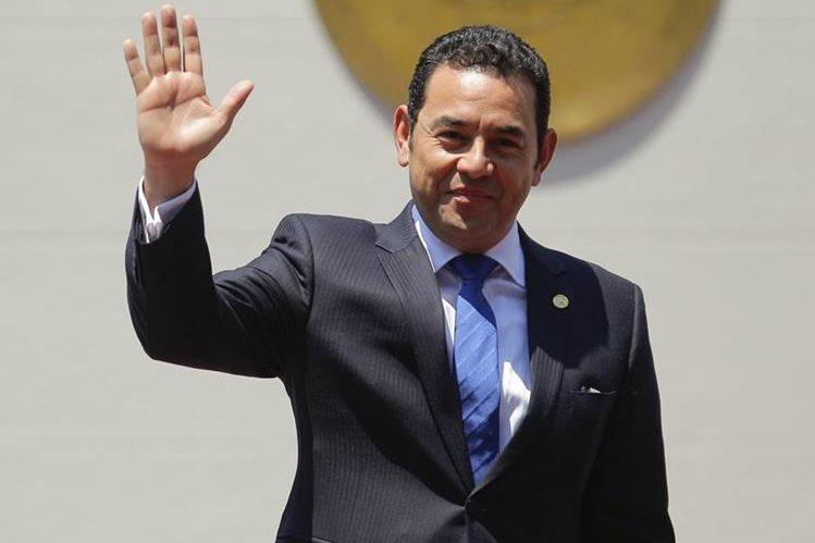 """Quienes ven un mandato """"regular"""" o """"bueno"""" son minoría según la encuesta. (Foto Prensa Libre: Hemeroteca PL)"""
