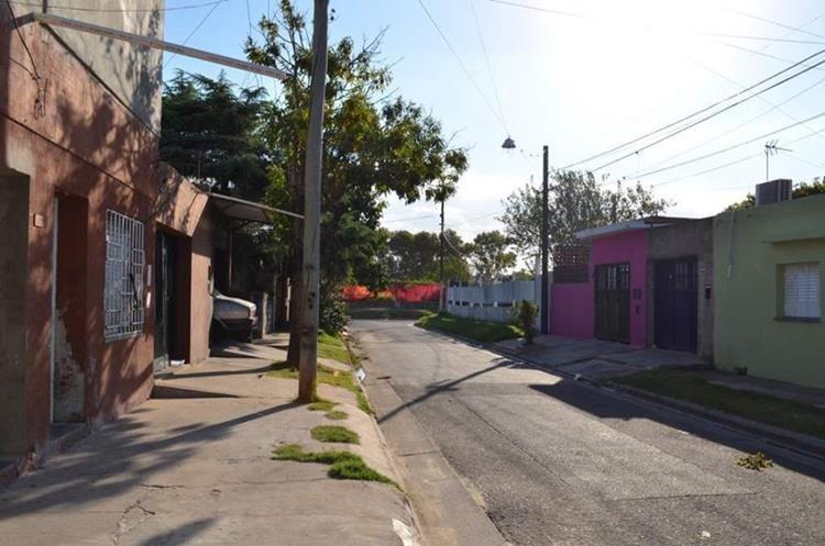 El barrio de Lionel Messi, en Rosario, Argentina, es considerado un lugar peligroso por la delincuencia. (Foto Prensa Libre: Belkins Icela Martínez - Diario Diez)