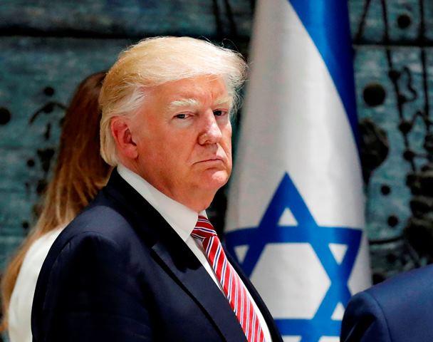 Aumenta la presión interna contra Donald Trump. (Foto Prensa Libre: AFP)