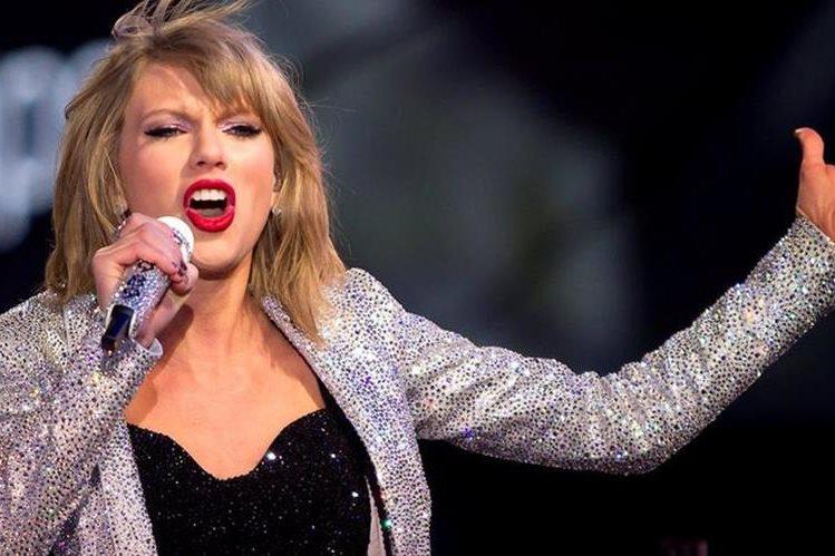 """""""Look What You Made Me Do"""" se corona como la canción con más reproducciones en Sptify. (Foto Prensa Libre: Reuters)"""