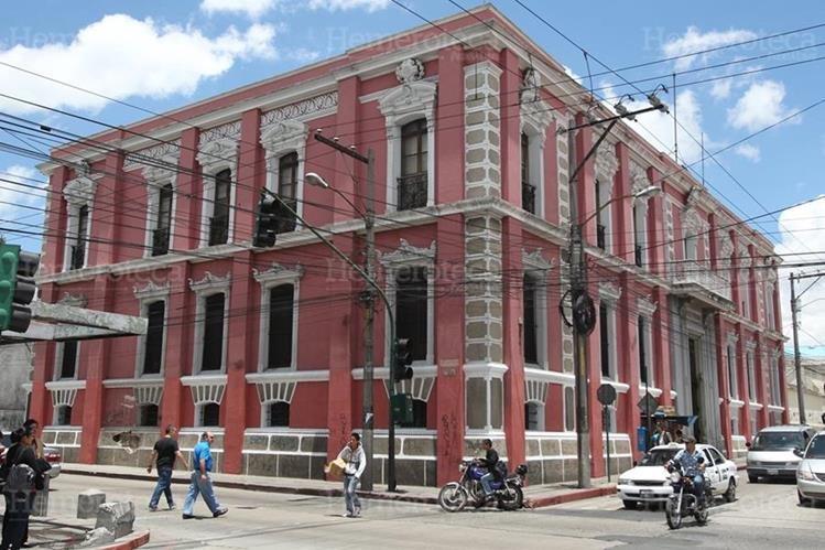 Fachada del Museo Nacional de Historia. (Foto: Hemeroteca PL)