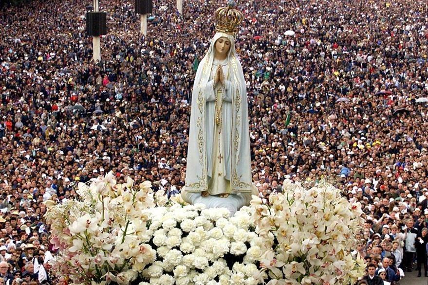 Fátima fue un símbolo en la vida sacerdotal y pontificia de Juan Pablo II. (Foto: Hemeroteca PL)