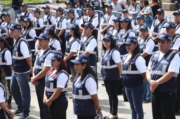 19 mil personas están involucradas en el Censo de Población y Vivienda 2018 de las cuales 14 mil son censistas. (Foto Prensa Libre: Hemeroteca PL)