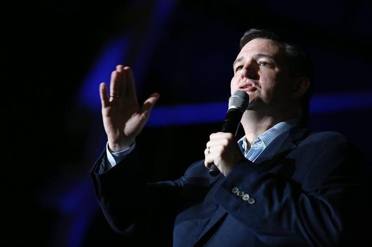Ted Cruz se retira de contienda luego de victoria de Trump. (AFP)