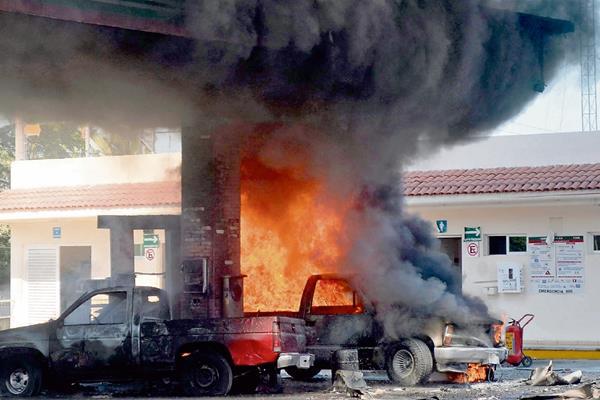 Foto de referencia. En los últimos meses, la violencia ha recrudecido en México.