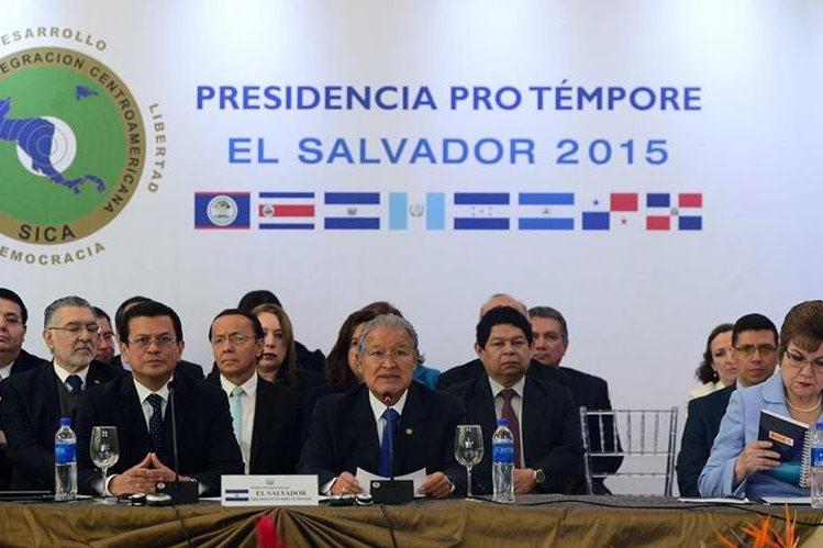 El gobierno de Costa Rica anunció su retiro de las discusiones políticas del SICA. (Foto Prensa Libre: Hemeroteca PL)