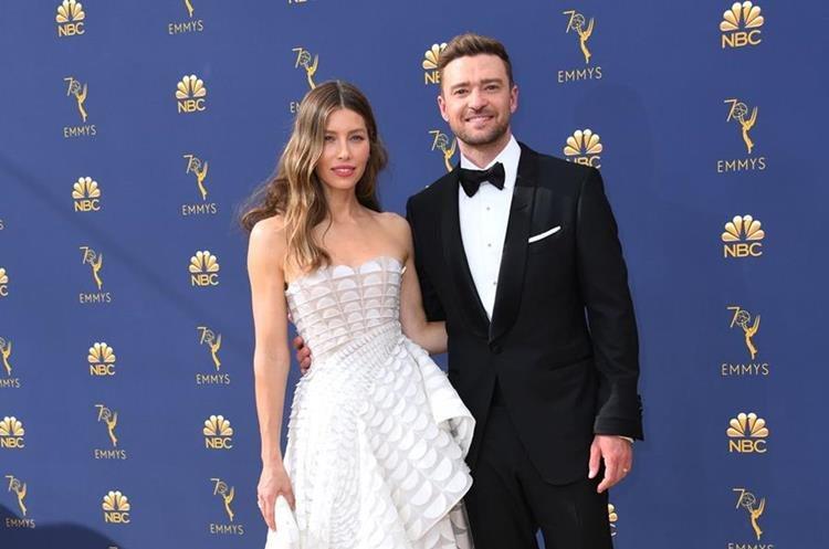 Jessica Biel y Justin Timberlake.