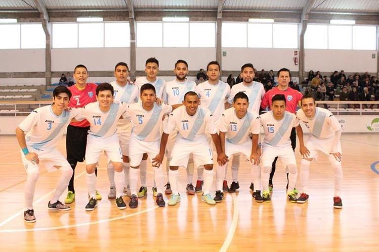 La Selección Nacional de futsal empató su primer juego de fogueo en España.