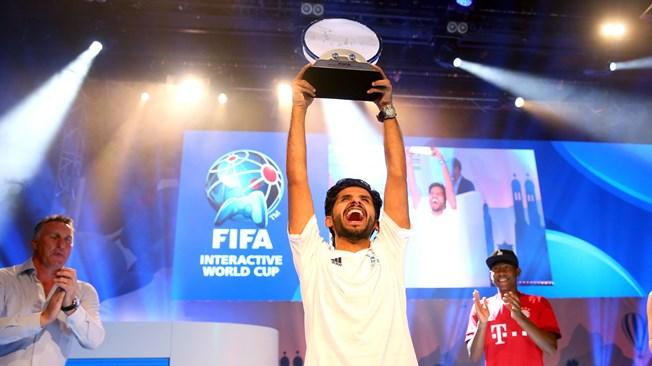 Mohamad Al-Basha se consagró campeón mundial en 2016. Obutov un premio de US$200 mil (Foto Prensa Libre: FIFA).