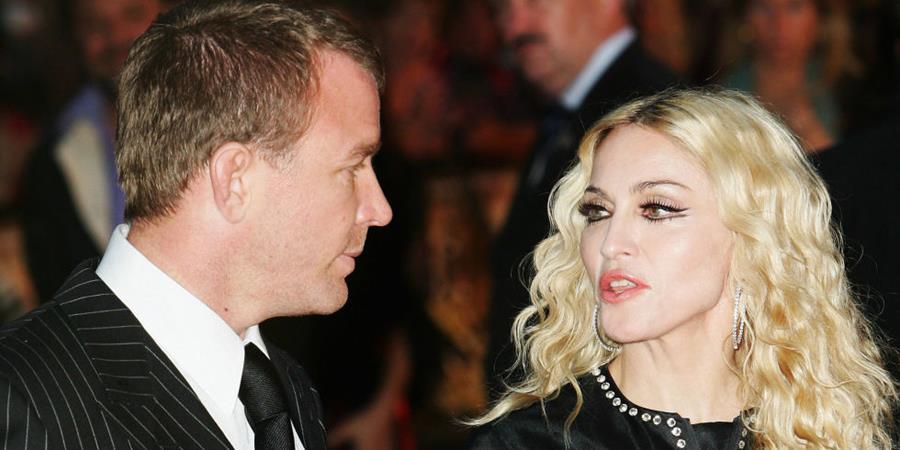 Guy Ritchie y Madonna se divorciaron en el 2008 (Foto: Hemeroteca PL).