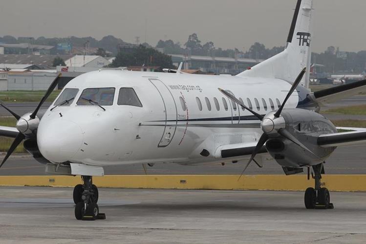 El próximo lunes 30 se realizará el primer vuelo de la ciudad capital hacia Izabal. (Foto Prensa Libre: Hemeroteca PL)