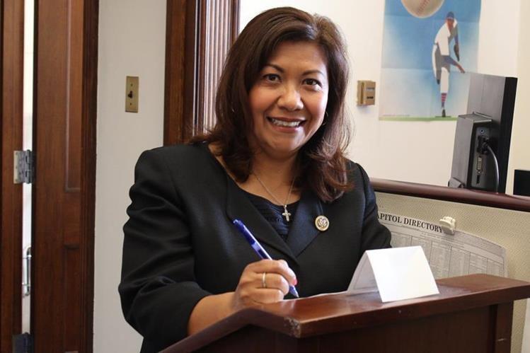 La congresista Norma Torres aseguró su continuidad en el Congreso de EE. UU: (Foto: Twitter)