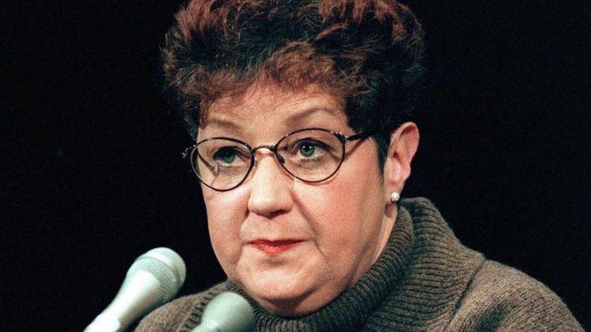 El caso de Norma McCorvey hizo que la Corte Suprema de Estados Unidos despenalizara el aborto. AFP/GETTY IMAGES