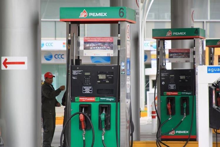 Precios de los combustibles aumentarán a partir de enero. (Foto Hemeroteca PL)
