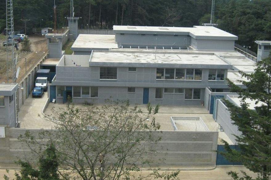 La cárcel para hombres Fraijanes 1 alberga a 235 reos considerados de alta peligrosidad. (Foto Prensa Libre: Cortesía SP)