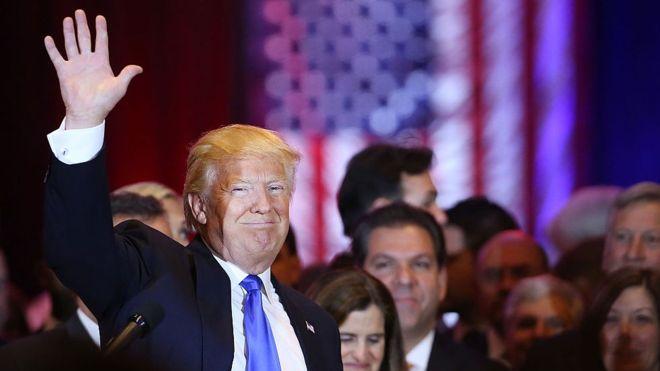 No son pocos los que señalan un posible papel de Rusia en el triunfo de Donald Trump en las elecciones generales de Estados Unidos. (GETTY IMAGES)