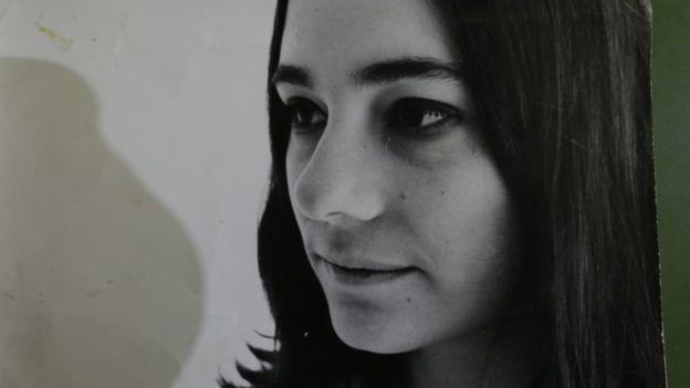 """Virginia Isabel Cazalas, más conocida como """"Coca"""", era la madre de Josefina. BBC MUNDO"""