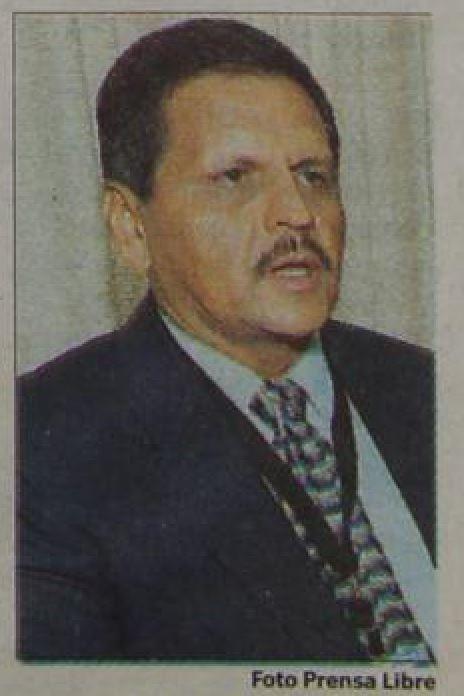 Abundio Maldonado de Aeronáutica Civil. 17/7/2002. (Foto Hemeroteca PL)