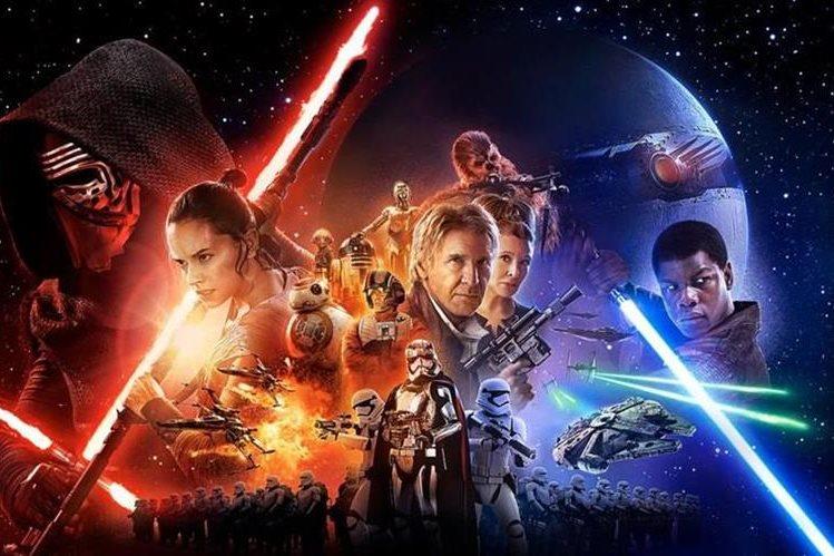 Star Wars es uno de los filmes más esperados este año. (Foto Prensa Libre: Hemeroteca PL)