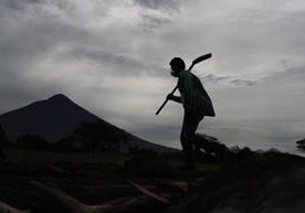 Actividad del Volcán de Fuego no cesa; esperanza se mantiene