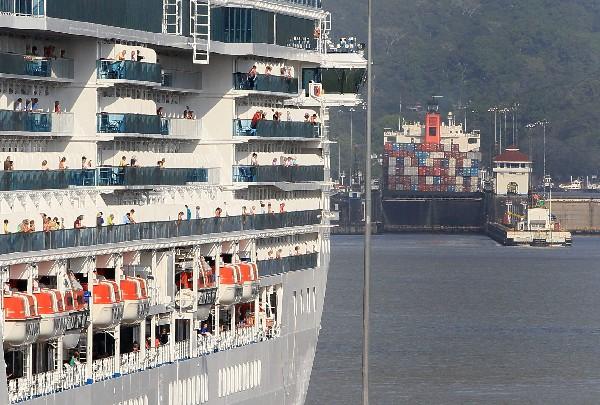 El canal de Panamá es administrada por una Junta Directiva.