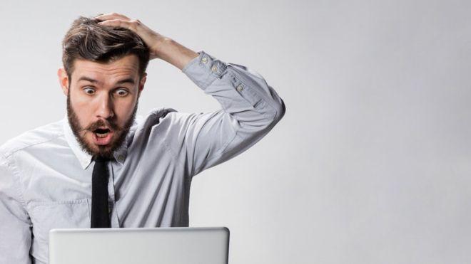 ¿Te quedaste sin conexión a internet? ¡Que no cunda el pánico! GETTY IMAGES
