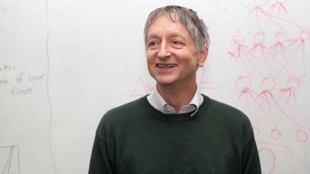 """A Geoff Hinton le llaman """"el padre del aprendizaje profundo"""". (UNIVERSITY OF TORONTO)"""