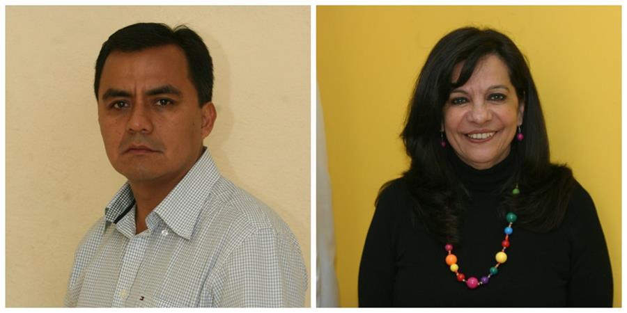 Calixto Raúl Monzón Pérez y Elvia Yolanda Álvarez Véliz habían sido electos como representantes del Congreso ante el Renap. (Foto Prensa Libre: Hemeroteca PL).