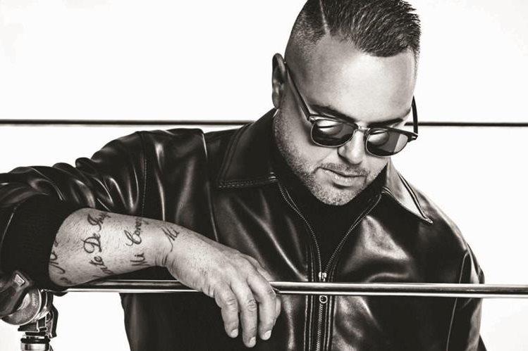 Siete canciones forman parte del EP, con el toque de ritmos electro y latinos del DJ español. (Foto Prensa Libre: Universal).