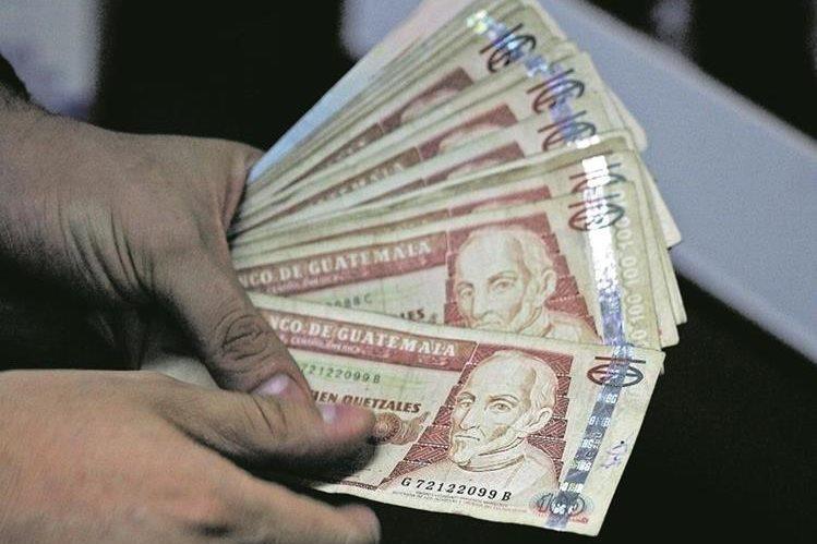 EE. UU. emitió controles que deben atender bancos y otros entes financieros. (Foto, Prensa Libre: Hemeroteca PL)