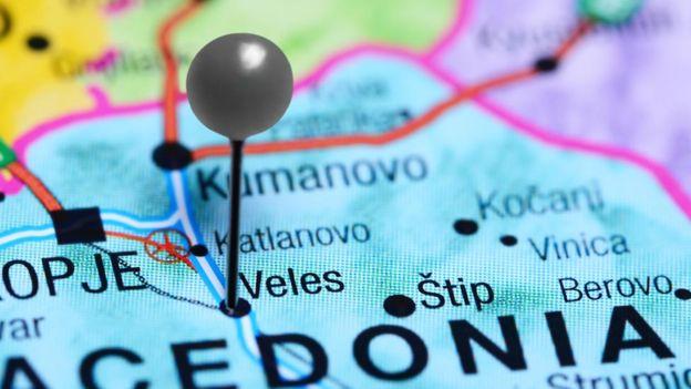 Cuando era parte de la antigua Yugoslavia, esta ciudad se llamaba Titov Veles. (ALAMY)